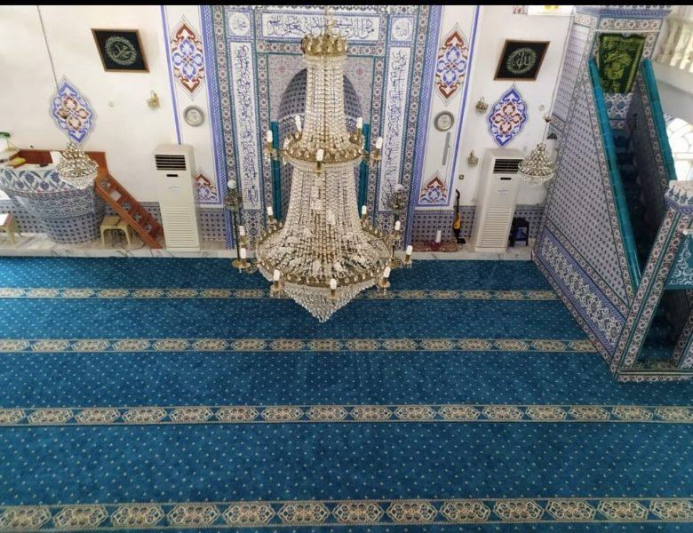 En Yeni Cami Halısı Modelleri